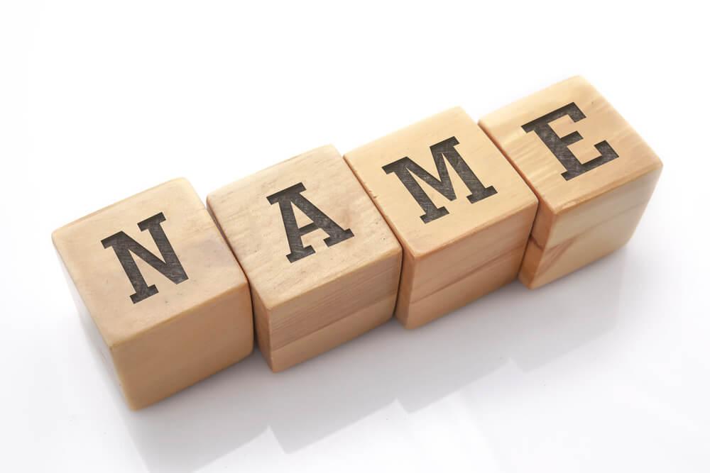 tipos de técnicas de escolhas de nome