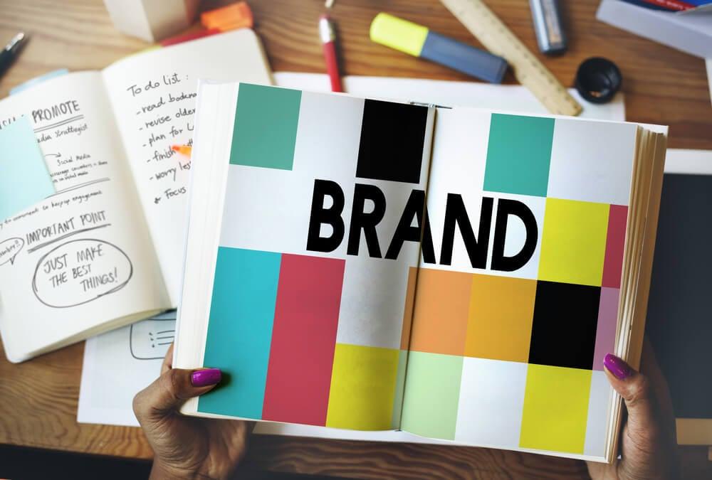 brand book das marcas