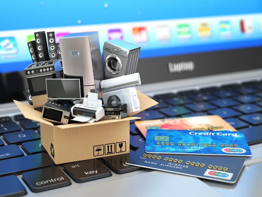 como funciona a criação de um negócio de comércio eletrônico