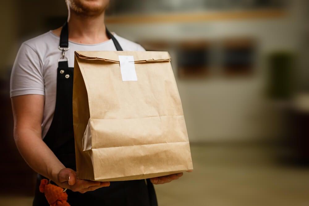 delivery de pedidos de restaurantes