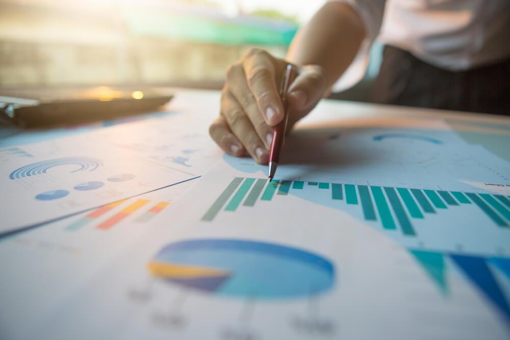 análise de concorrência para alcançar uma vantagem competitiva