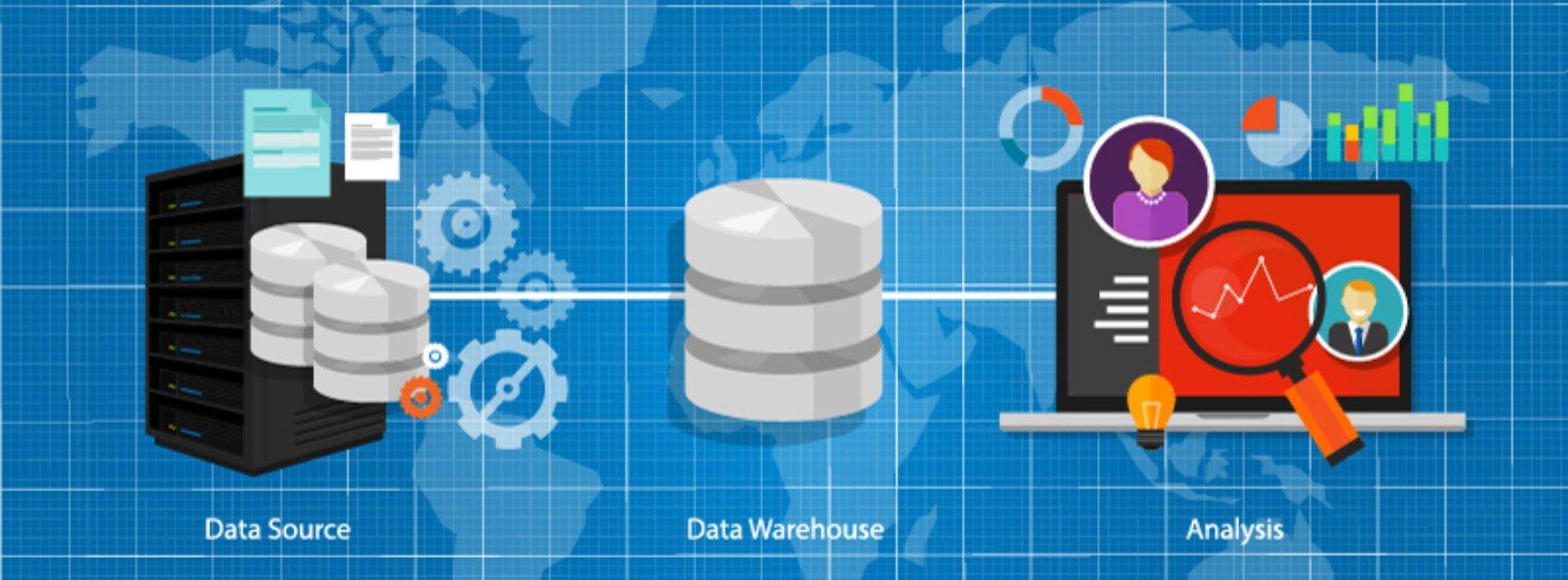 diferenças de um data mining e de uma data warehouse