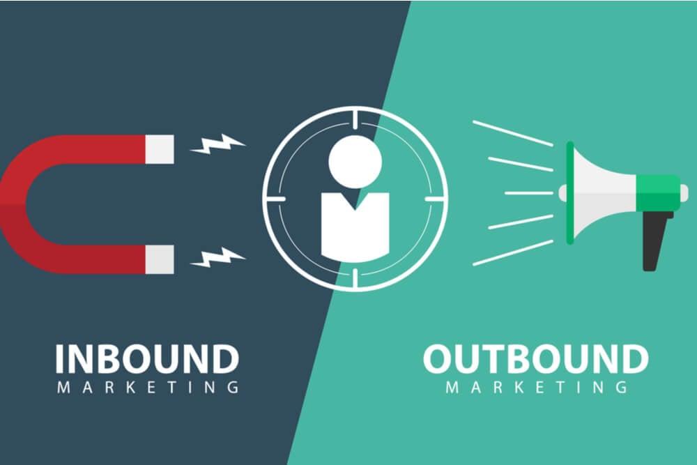 qual a melhor estratégia de marketing entre inbound e outbound para sua empresa
