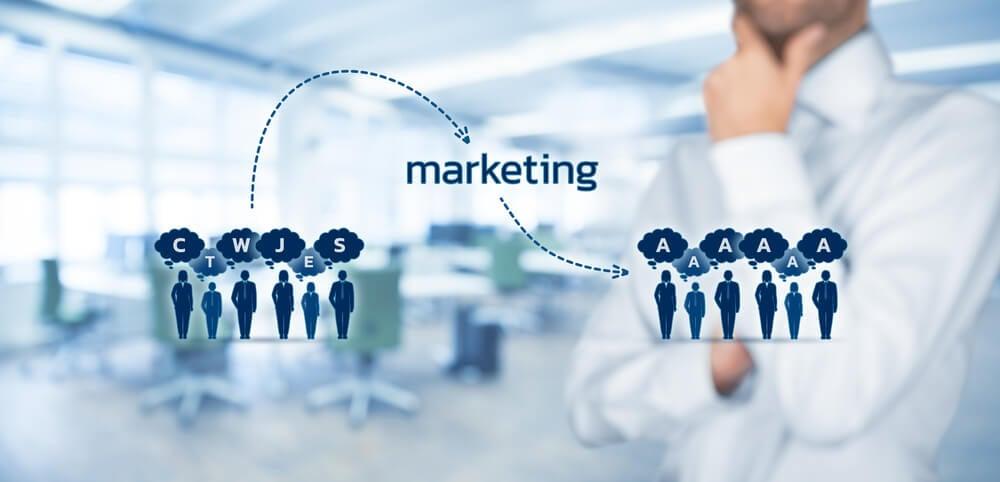 principais estratégias de marketing usadas no meio político