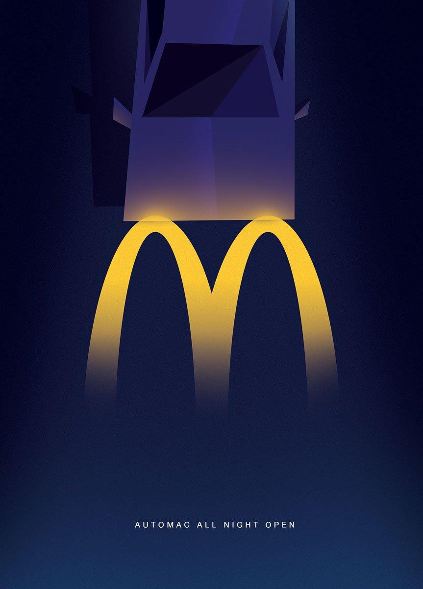 mcdonalds campanha publicitária