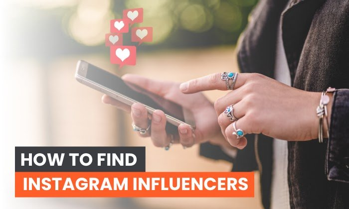 How to find instagram influencers