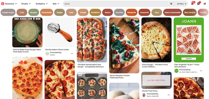 pinterest pizza