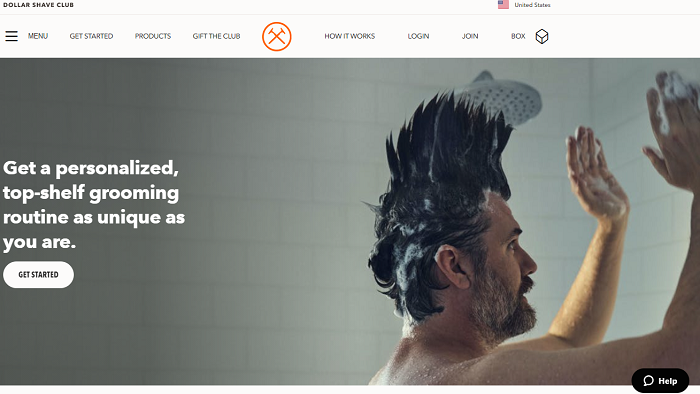 Value Proposition Dollar Shave Club Example