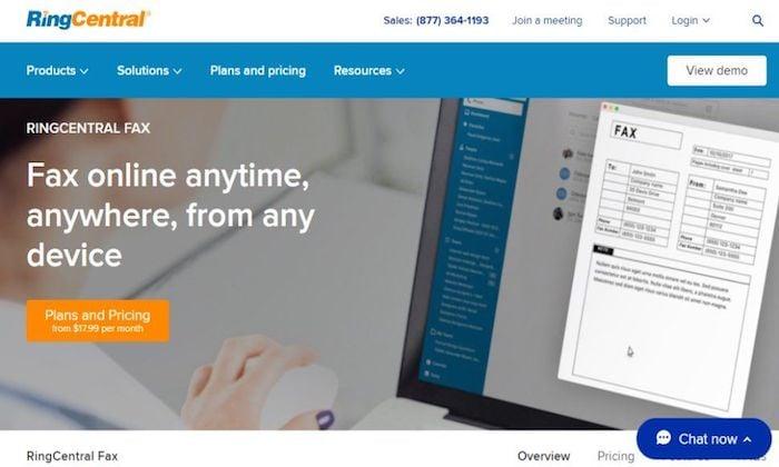 Best Online Fax Services 1