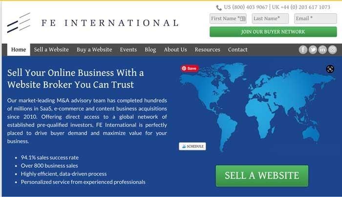 fe international