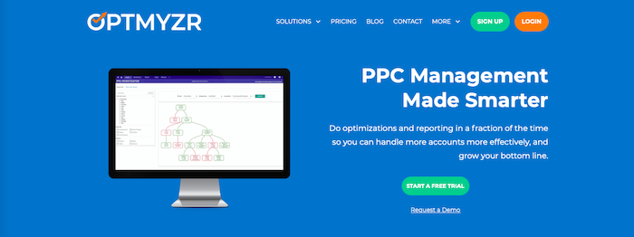 ppc automation optmyzr