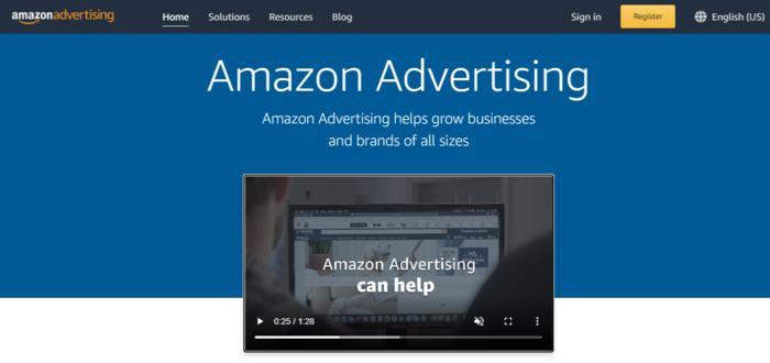 Brands with Retail Media Networks Amazon Advertising