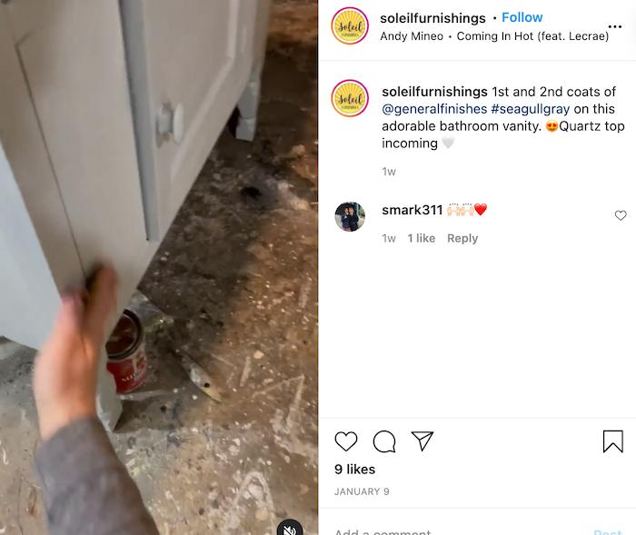 instagram reels music example