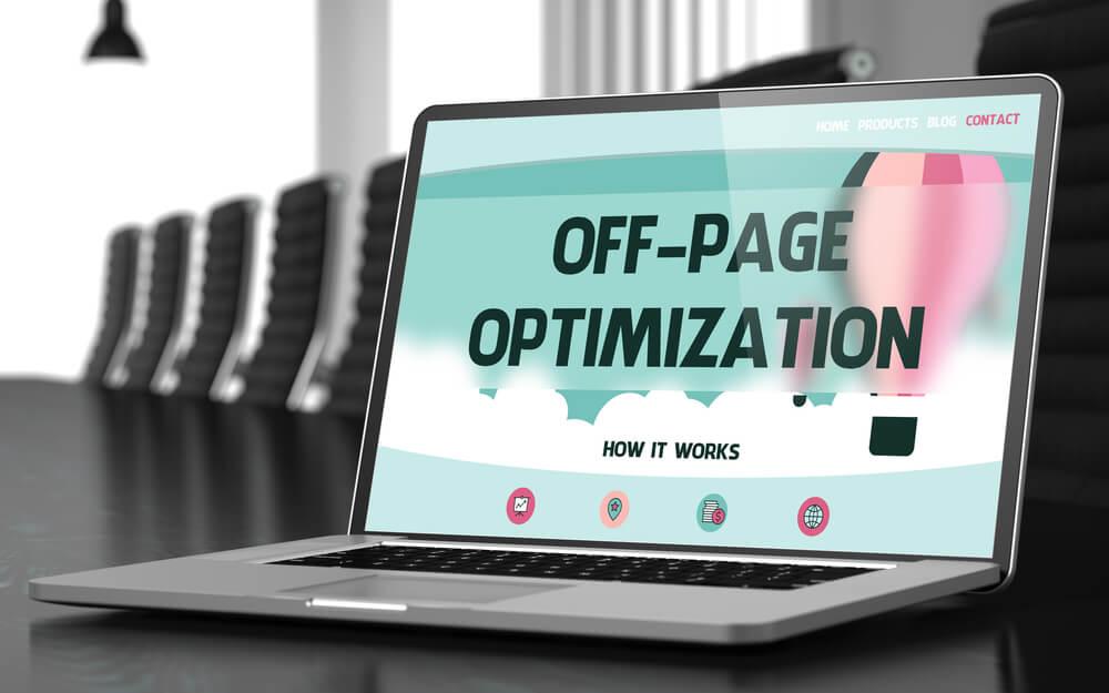 SEO on page off page otimização