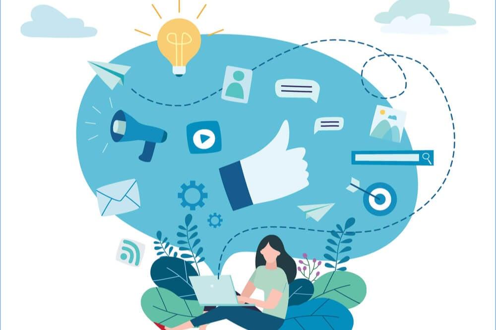 desempenho e divulgacao do marketing de conteudo