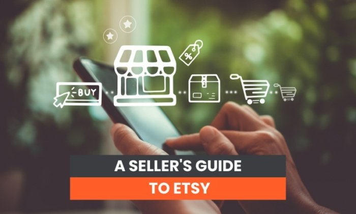 a seller's guide to etsy