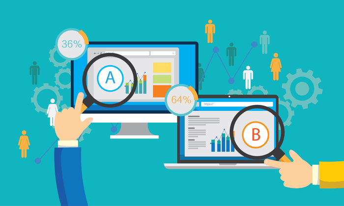 how to a/b test your website