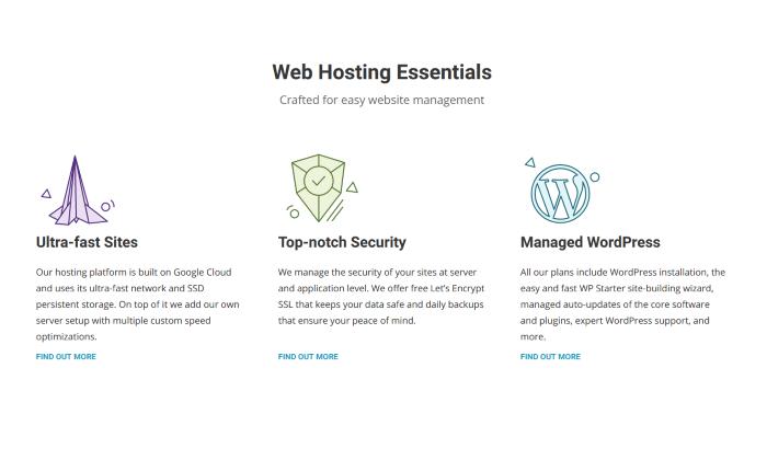 siteground web hosting essentials
