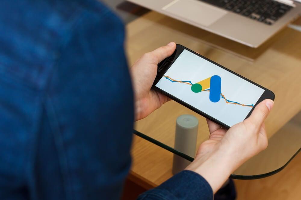 google ads 6 tipos de objetivos