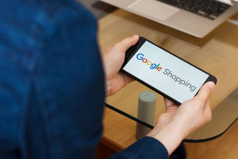 google ads anuncio google shopping