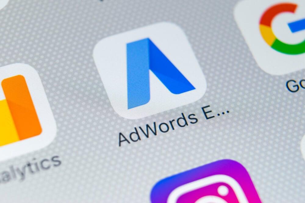 google ads passoa a passo para nunciar