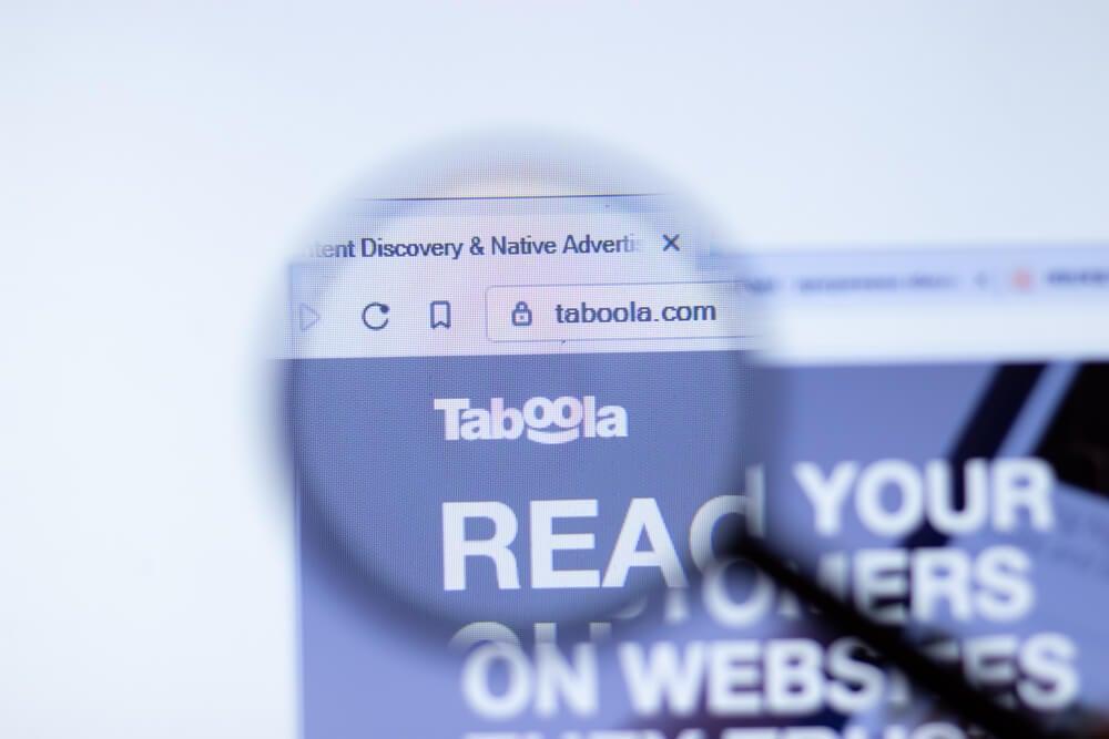 tabooa ads como funciona quanto custa para anunciar