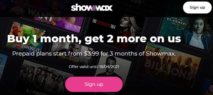 VOD - Showmax