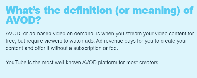 advertise on VOD