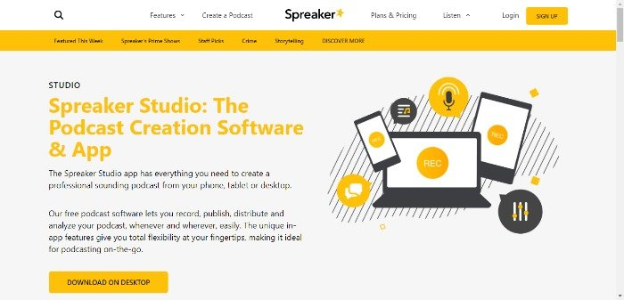 how to find podcasts - Spreaker