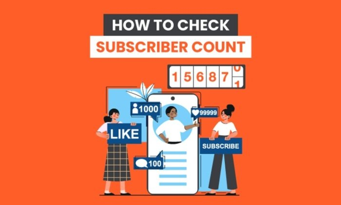 <div>How to Check Subscriber Count on YouTube, Instagram, Twitter, & More</div>