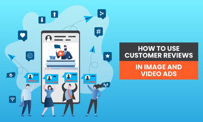 So verwenden Sie Kundenrezensionen in Image- und Videoanzeigen