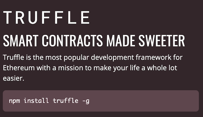 Decentralized Apps - How to Install Truffle Code