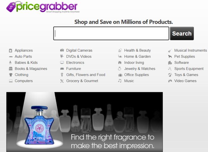 Alternatives to BrickSeek for consumers - PriceGrabber
