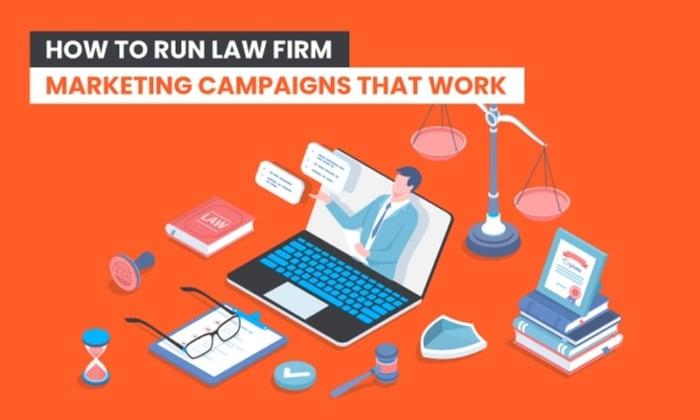 نحوه اجرای کمپین های بازاریابی موسسه حقوقی کارآمد