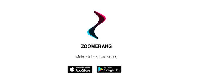 Tools to Edit TikTok Videos - Zoomerang