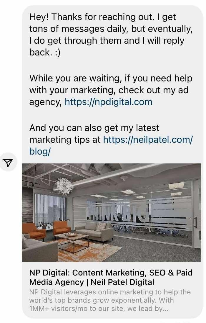 instagram automation direct message replies