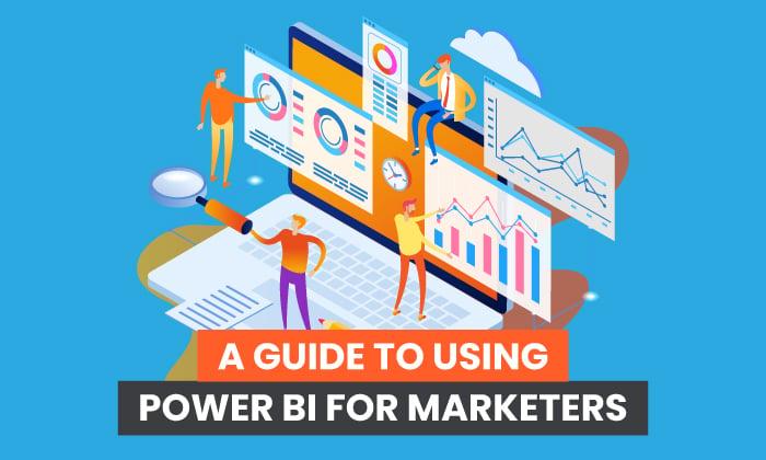 راهنمای استفاده از Power BI برای بازاریابان