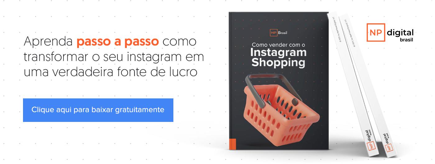 como vender com o instagram shopping