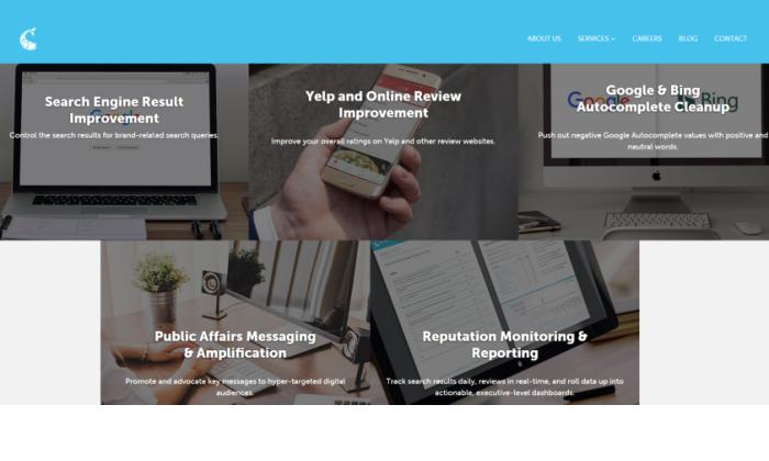 Go Fish Digital services for Best Online Reputation Management