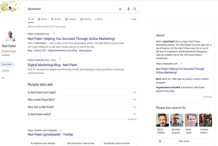 Google Secrets - Google Has Advanced Search Functions