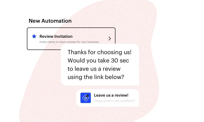 Podium automation setup for Best Online Reputation Management