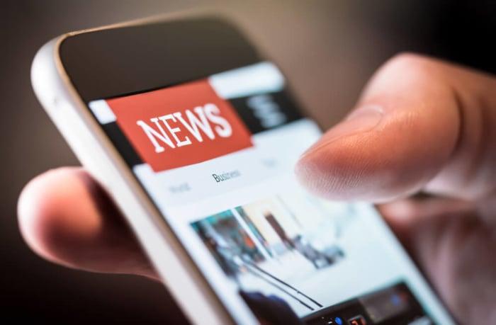 Público alvo de notícias