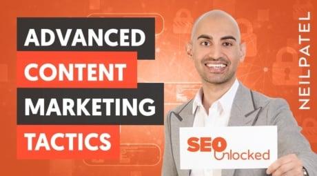 Advanced Content Marketing Tactics
