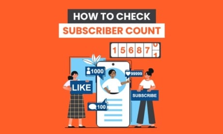 How to Check Subscriber Count on YouTube, Instagram, Twitter, & More