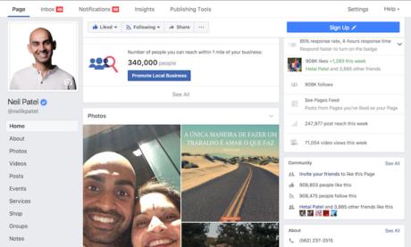 Cómo Hacer la Mejor Página de Empresa de Facebook