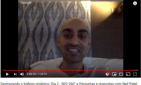 Perguntas e Respostas com Neil Patel: Tirando Suas Dúvidas Sobre SEO
