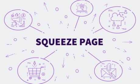 Squeeze Page: O Que É e Como Criar a Sua em 5 Passos