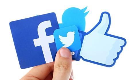 Como Aumentar Seu Número de Fãs no Facebook e Seguidores no Twitter